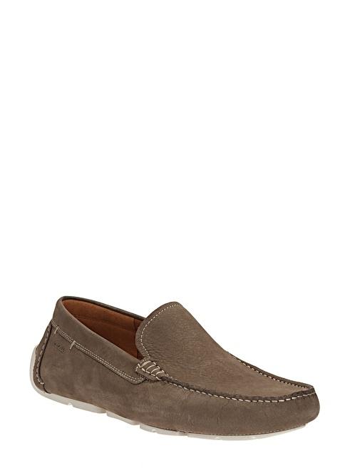 Clarks Nubuk Klasik Ayakkabı Yeşil
